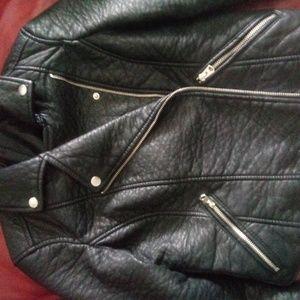 Belle & Sky Moto Jacket